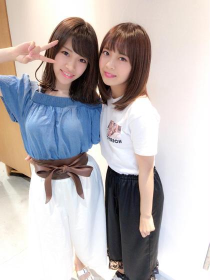 セミロング AKB48 市川愛美様、湯本亜美様