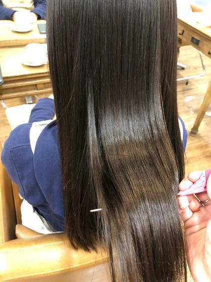 ⭐️【✨白石おすすめメニュー✨】髪質改善トリートメント&カット⭐️