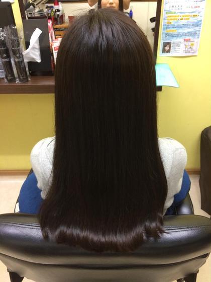 【人気NO.2】髪質改善・復元ケアエステカラー&エレクトロンドライヤー
