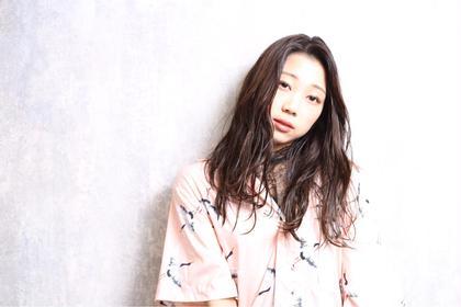 《外国人風×透明感ダメージレス》イルミナorFIBERPLEXカラー +髪質改善tr