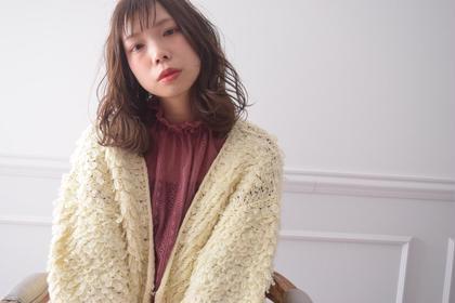 アクティブ竹ノ塚店所属のactive竹の塚店のヘアカタログ