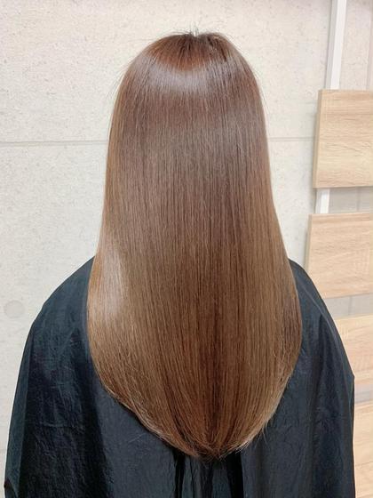 ✨話題の✨🍀髪質改善トリートメント➕ダメージレスカット🍀