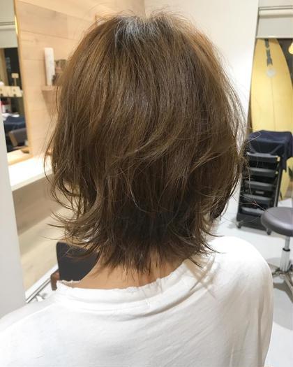 hairresortLUANA所属の依田麻衣子のヘアカタログ