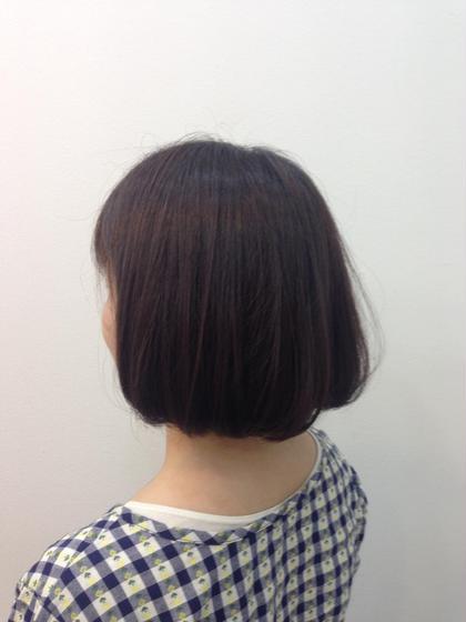 ボブスタイル kuchnia所属・飯塚健大のスタイル