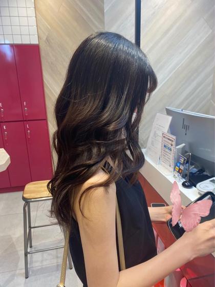 ❤️🔥前髪の巻きが取れる心配無し❤️🔥前髪カット+前髪パーマmenu✨