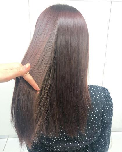 髪質改善ハホニコトリートメント🐻🐼🐶🦊