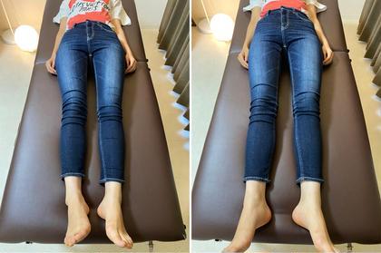 ⭐️minimoご新規様限定⭐️O脚・X脚ケアでスラッと綺麗な美脚ケアプラン 【施術時間40分】¥7700→¥3300