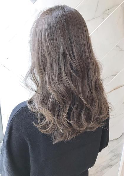 6月限定🗯髪質改善🌹美髪チャージ💭サイエンスアクアinイルミナカラー+TOKIOトリートメント💓