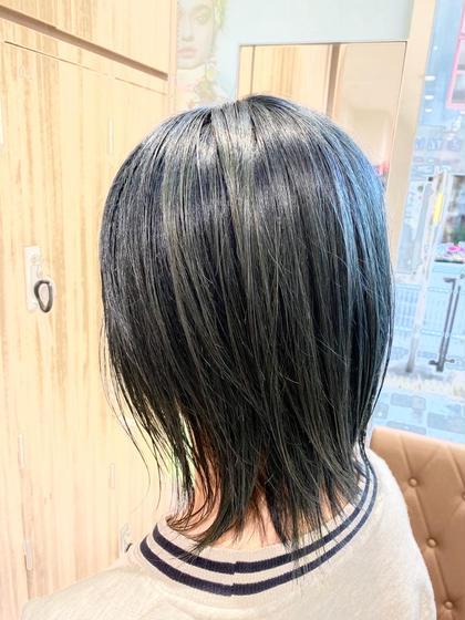 【新メニューお試しプラン㊗️】店長カット+髪質改善トリートメント🌸