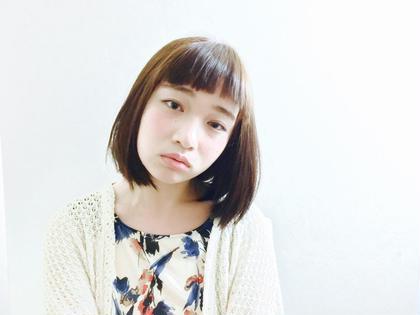 hair&make&camera #kenta.ogw VISAGE oak所属・小川健太のスタイル