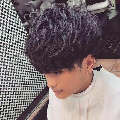 🔥新作スタイル🔥  🔥王道マッシュ🔥 石川幸二のメンズヘアスタイル・髪型