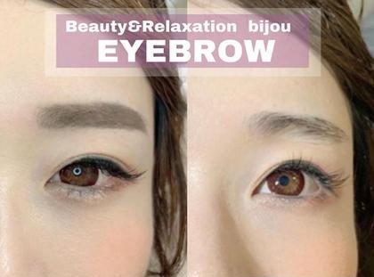 beauty &relaxationbijou株式会社所属のbijou(+Lesson)のマツエクデザイン