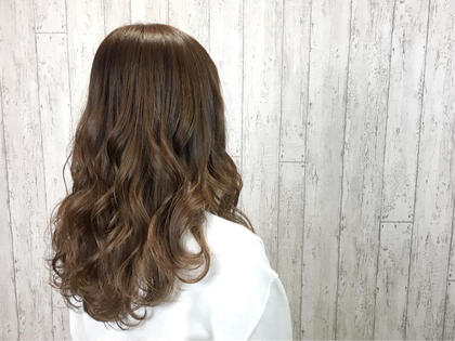 NYNY 伏見桃山店所属の藤田麻衣のヘアカタログ