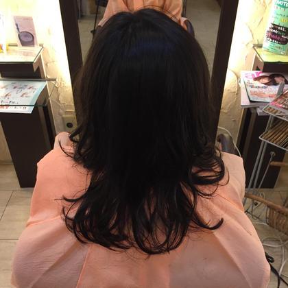 hair garden Rold所属・小林さつきのスタイル