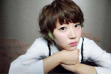 外ハネマッシュショート Mio''所属・南澤晃のスタイル