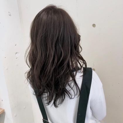 💚期間限定💚カット+フルカラー+ホームケア付きトリートメント_11000円