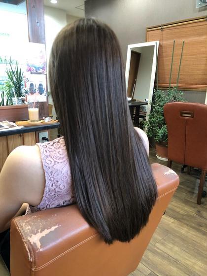 Hair make Elparaiso(エルパライソ)所属・田中竣平のスタイル
