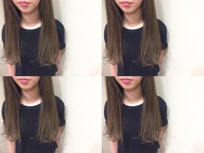 カラー ショート セミロング ミディアム ロング sepia ash beige♡