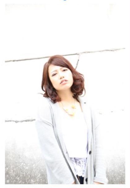 ふんわりパーマスタイル☆ garbo hair (ガルボヘアー)所属・小松秀生のスタイル