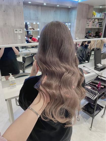 🎀10月限定menu🎀 \ 人気No.1 / 🌷cut➕透明感カラー➕髪質改善トリートメント🌷