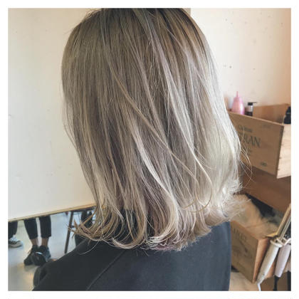 gio  hair  design所属・長谷川聖太のスタイル