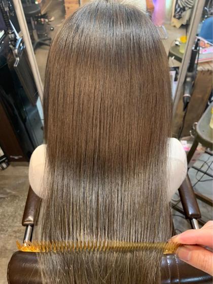 髪質改善トリートメント+ワンカラー