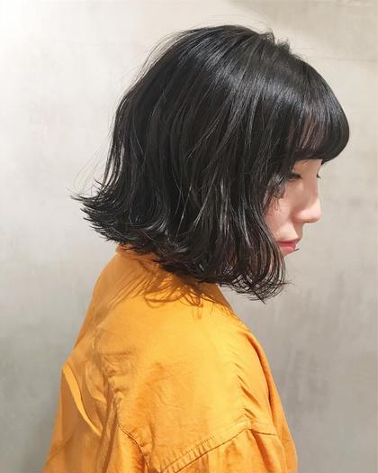 ✂︎1日3人限定【学生限定 初回クーポン】トリミングカット+カラー+トリートメント