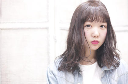 ZEEN所属・山口明日美のスタイル