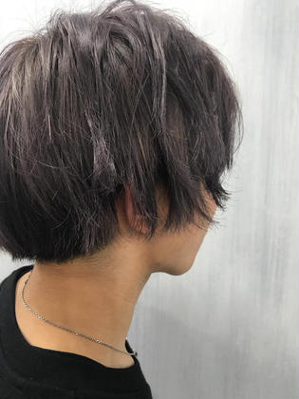 熊谷七海のメンズヘアスタイル・髪型