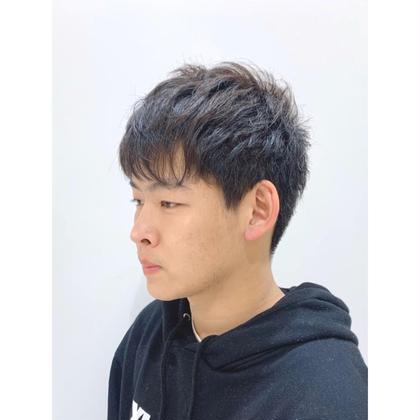カット✂︎炭酸泉頭皮クレンジング【平日火水木18:00〜限定🌛】