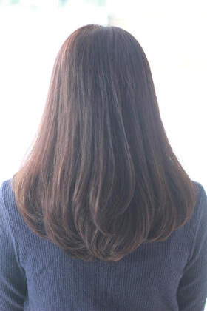 極潤トリートメント(ブロー込み)➕前髪カット