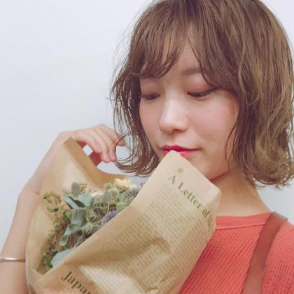 Neoliveeast鶴ヶ峰店所属・福沢清菜のスタイル