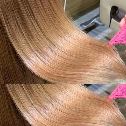 酸熱トリートメント❤アシッドシェイパーで髪質改善 パサつきお悩み解決🍀お持ち帰りのトリートメント付き!