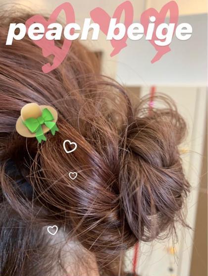 MODEK's淡路店所属のadachimaiのヘアカタログ