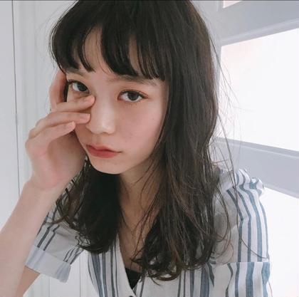 🌼似あわせ🌼前髪カット+ヒアルロン酸トリートメント