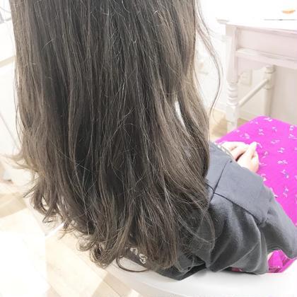 ❤️【リピーター様歓迎】前髪カット¥0+カラー+1Stepトリートメント