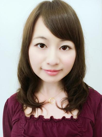 アッシュベージュ♡ JOWINANDEMMA所属・村上由紀のスタイル