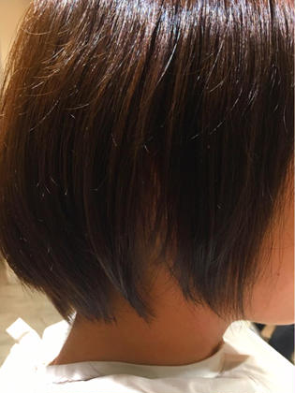 dot hair所属・risa.のスタイル