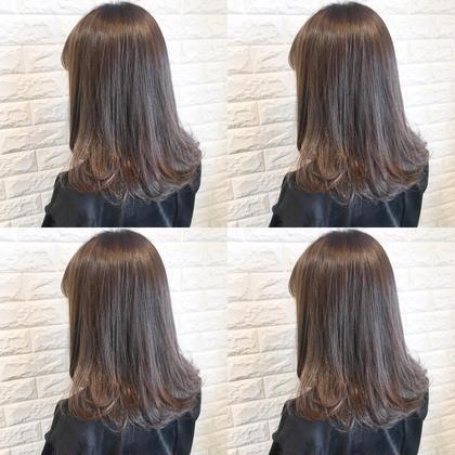 【新規・2回目以降】🌟梅雨にピッタリ!広がりおさまるヘアチューニング