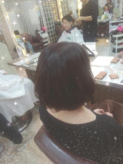 【✂ツヤツヤ✨】縮毛矯正&カット&トリートメント又はヘッドスパ