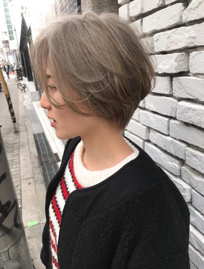 ❣️【黒染めしてる方】黒染め落とし➕メンテナンスカット(前髪カットも可)➕うる艶トリートメント