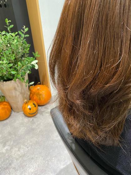🌸白髪染めカラー🌸グレイカラー🌸頭皮に染みないカラー