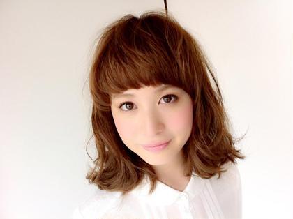 euphoria銀座店所属・田川祐也のスタイル