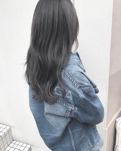 矢野優太のロングのヘアスタイル