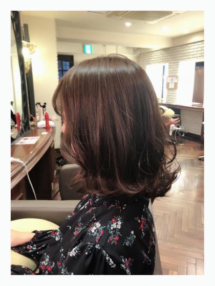 ⭐️艶髪カラー&トリートメントLevel3⭐️
