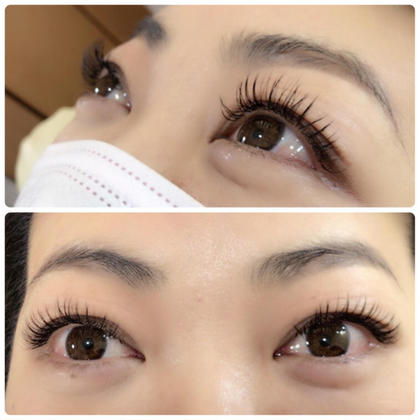 Cカール❁0.15mm❁140本  Nail&Eyelash Salon AUBE所属・NARIYAMANORIKOのフォト