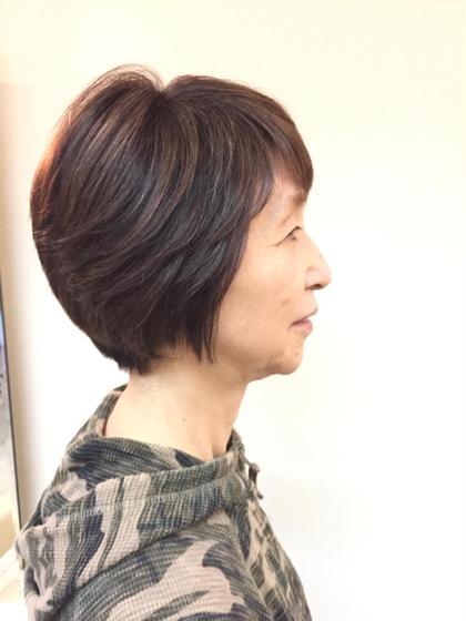 ✨人気No.1❤️うる艶フルカラー&Aujuaトリートメント✨