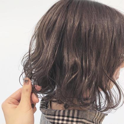 【頭皮のコリもほぐします✂️💆冷え性が和らぐ効果も‼︎♀️】カット+ヘッドスパ