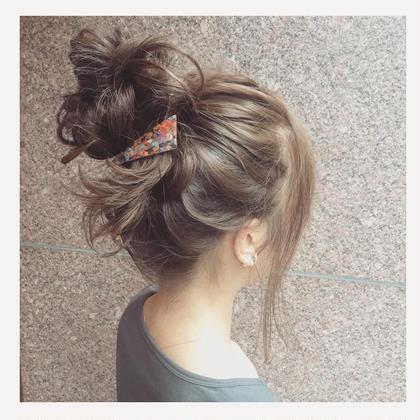 odango✴︎arrange 松下裕哉のヘアアレンジ
