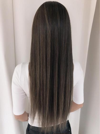 ⭐️ノーベル賞⭐️感動の手触り⭐️髪質改善TOKIO縮毛矯正